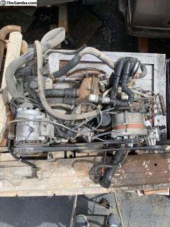 1989 2.1 WBX engine 94K miles