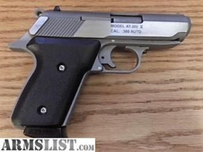 For Sale: Accu-Tek Model AT-380 II Stainless .380acp