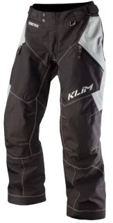 Buy 2013 Klim Men's Freeride Snowmobile Gore Tex Pant Black Large motorcycle in Ashton, Illinois, US, for US $339.99