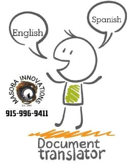 Document Translation from Spanish to English