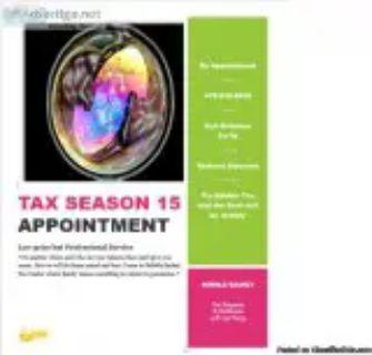 Tax Preparation in Macon GA area