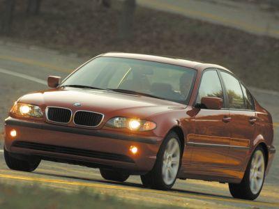 2003 BMW 3-Series 325xi (Black)