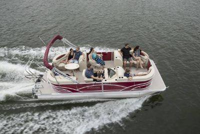 2017 Sylvan MIRAGE 8520 CRS Pontoons Boats Lagrange, GA