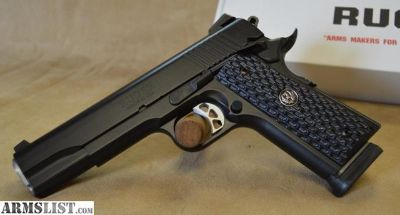 For Sale: Ruger SR1911 Night Watchman .45 ACP