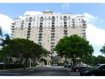 1 Bed 1 Bath Foreclosure Property in West Palm Beach, FL 33401 - Clearwater Pk Rd 411