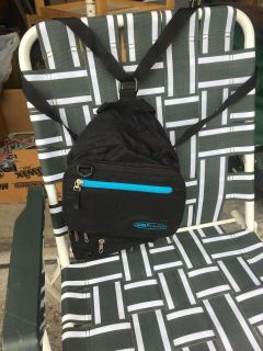Compactable backpack