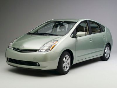 2006 Toyota Prius Base (Classic Silver Metallic)
