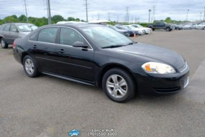 2013 Chevrolet Impala LS Fleet ()