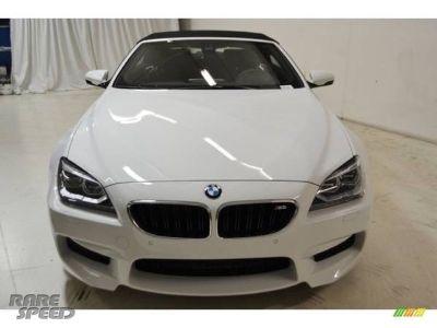2014 BMW M6 2D Convertible Base