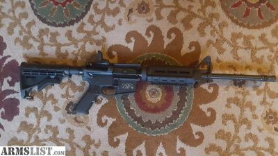 For Sale: Unfired S&W m&p15 sport 2. For paying medical baby'sbills.
