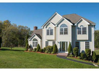 9 Steep Hill Drive NEWTON, Welcome Home!! Stately and