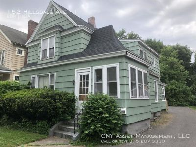 Apartment Rental - 152 Hillsdale Ave