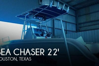 2000 Sea Chaser Sea Cat 230