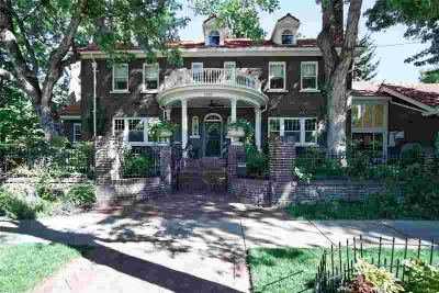 3309 East 7th Avenue Parkway Denver Five BR, This majestic home