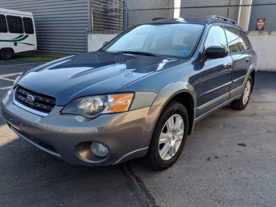 2005 Subaru Outback 2.5i (Atlantic Blue Prl/Gray Opal)