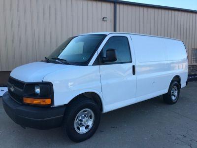 2007 Chevrolet Express Cargo 2500 3dr Cargo Van