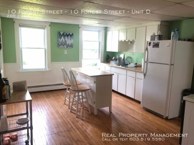 2 Bedroom Apartment- Heat and Hot Water Included