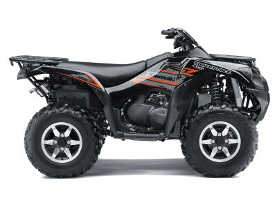 2018 Kawasaki Brute Force 750 4x4i EPS Sport-Utility ATVs White Plains, NY