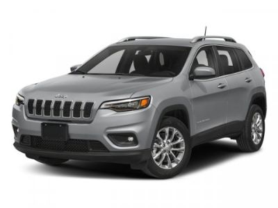 2019 Jeep Cherokee Latitude (Bright White Clearcoat)