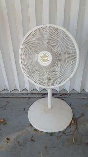 $15, 20 Oscillating Pedestal Fans