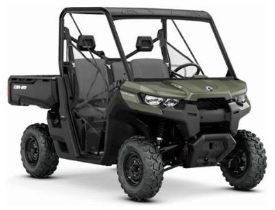 2019 Can-Am Defender HD5 Side x Side Utility Vehicles Ontario, CA