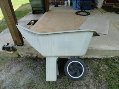 AMES LAWN CART (EASY ROLLER)