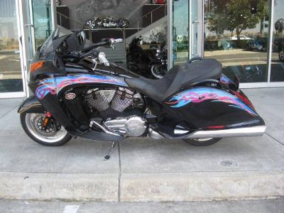 2009 Victory VISION Touring Motorcycles Dublin, CA