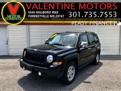 2014 Jeep Patriot Sport (Black Clearcoat)