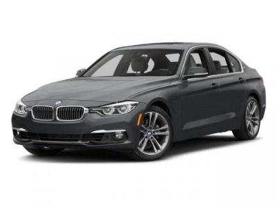 2017 BMW 3-Series 330e iPerformance (Black Sapphire Metallic)