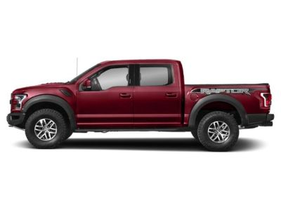 2019 Ford F-150 Raptor 4WD SuperCrew 5.5' Box (Ruby Red Metallic Tinted Clearcoat)