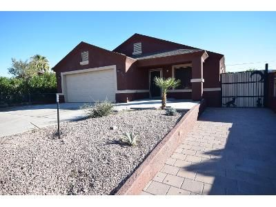 3 Bed 2 Bath Foreclosure Property in Phoenix, AZ 85041 - W La Mirada Dr