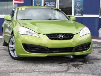 2010 Hyundai Genesis 2.0T Premium (Lime Rock Green)