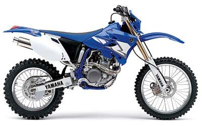 2004 Yamaha WR450F Competition/Off Road Motorcycles Carson City, NV