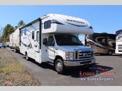 2018 Forest River Rv Sunseeker 2420MS Ford