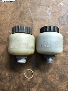 Bus Brake Fluid Resevior's
