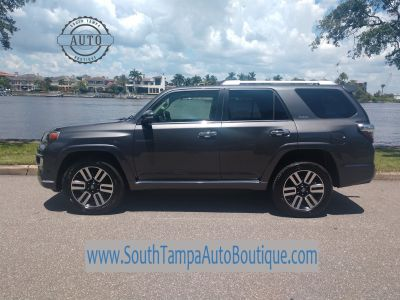 2014 Toyota 4Runner Limited (Gray)
