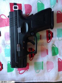 For Sale/Trade: Xd9 subcompact