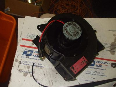 Purchase 845 International blower motor 868655 3512896c91 868676nr 9200 9400 9900 motorcycle in Batesville, Arkansas, US, for US $50.00