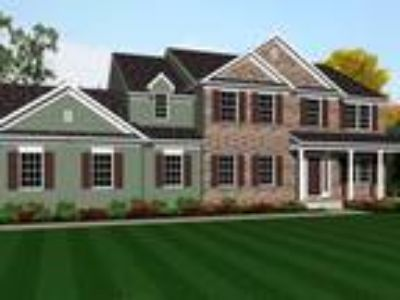 The Moses Vintage by Keystone Custom Homes: Plan to be Built