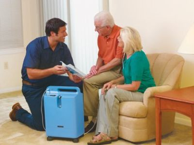 Medical Oxygen Delivery Technician