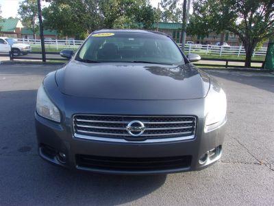 2009 Nissan Maxima 3.5 SV (Black)