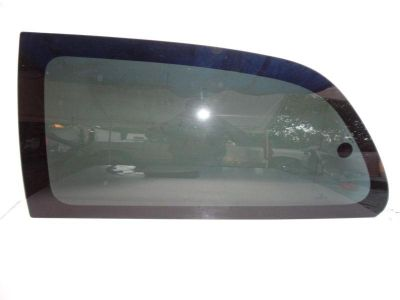 Sell 96-00 T&C Caravan Voyager Rear LEFT Driver Side Quarter Vent Window GLASS LH motorcycle in North Fort Myers, Florida, US, for US $60.00