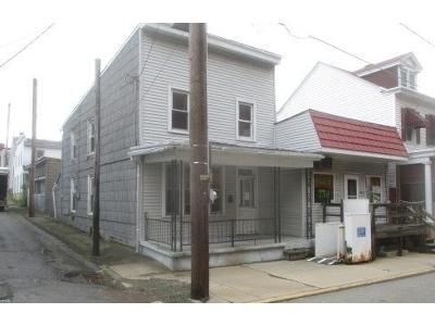 Foreclosure Property in Pottsville, PA 17901 - Water St