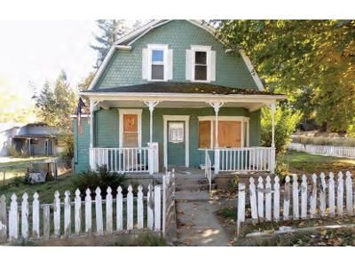 3 Bed 1 Bath Foreclosure Property in Glendale, OR 97442 - 2nd St