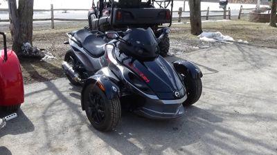 2012 Can-Am Spyder RS-S SE5 Trikes Motorcycles Bennington, VT