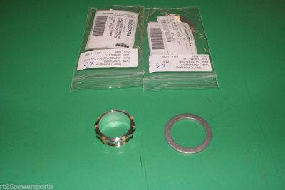 Find KTM Exhaust Silencer End Cap Bolt Screw Nut & Washer 54805079058 250 XC 06-10 09 motorcycle in Monroe, Connecticut, US, for US $8.95