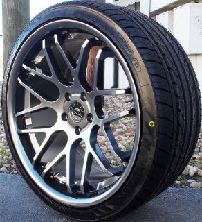 """Sell 20"""" Platinum DC8 Concave Wheels Tires 20x8.5 20x10 5x114.3 Rims Mustang 05-15 motorcycle in Katy, Texas, United States"""