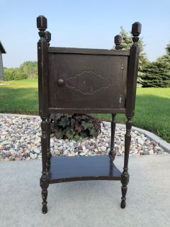 1926 - Antique Smoking Stand