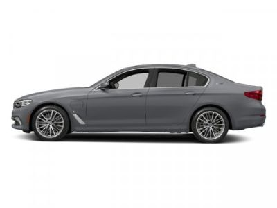 2018 BMW 5-Series 530e xDrive iPerformance (Bluestone Metallic)