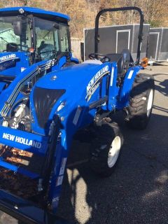2017 New Holland Agriculture WM35 Tractors Littleton, NH